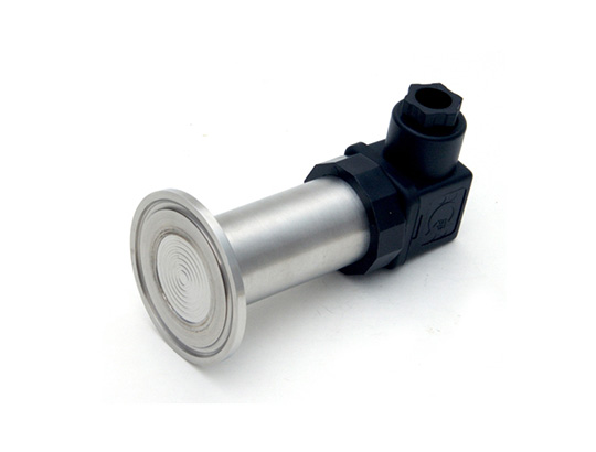 卡箍平膜高溫型壓力變送器