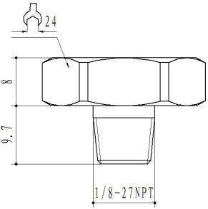 XK840压缩机专用型压力变送器西安SHELOK仪表科技